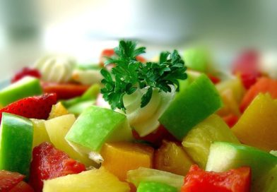 Cor do alimento indica seus nutrientes